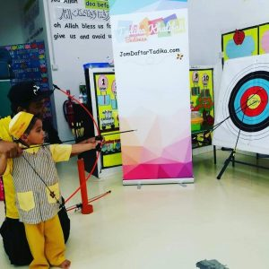 Archery Class - Little Caliphs