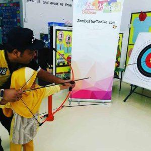 Archery Classes - Little Caliphs
