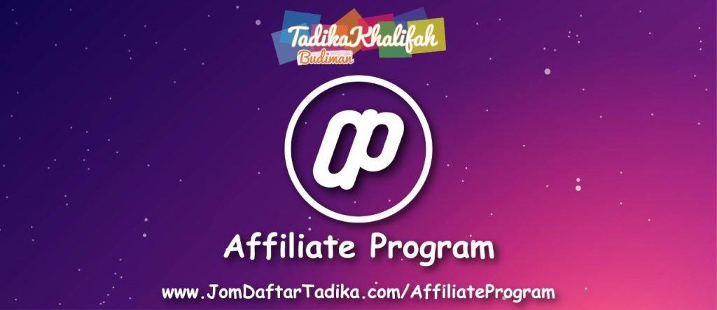 Program Affiliate JomDaftarTadika