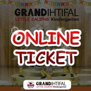 Convo Tickets - Tadika Khalifah Budiman