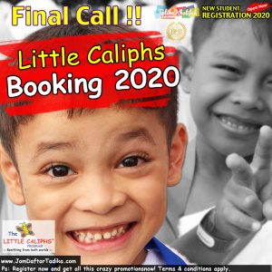 Booking - lc final call 960x960