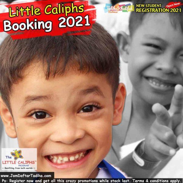 booking 2021-Little Caliphs
