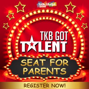 SEAT FOR PARENTS - TALENT DAY 2019