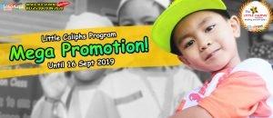 Mega Promotion Extend Little Caliphs Program - Tadika Khalifah Budiman