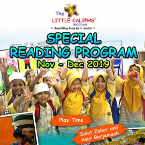 Special Reading Program Little Caliphs Program