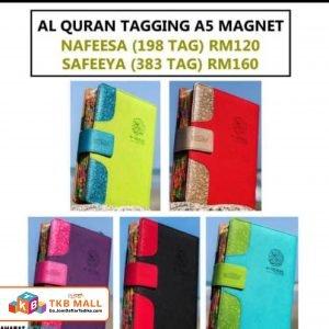 Al Quran Tagging A5 Magnet - (198 Tag)-01