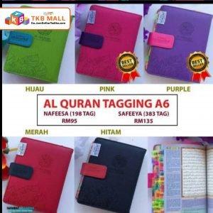Al Quran Tagging A6-(383 TAG)-01