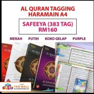 Al Quran Tagging Haramain A4 (383 Tag)-01