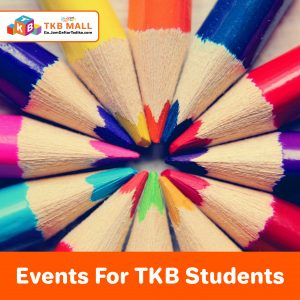 Events For TKB Students