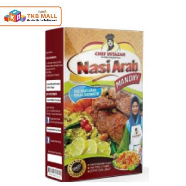 Nasi Arab Mandhy - Kotak-01