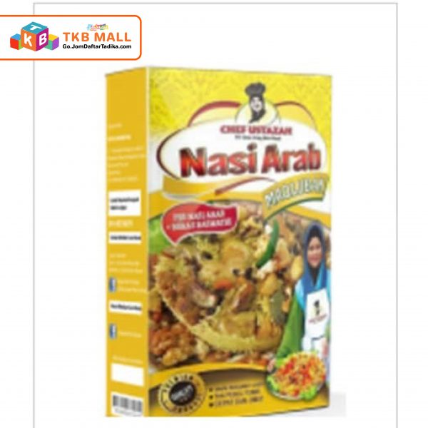 Nasi Arab Muqkubah Kotak (Rempah)-01