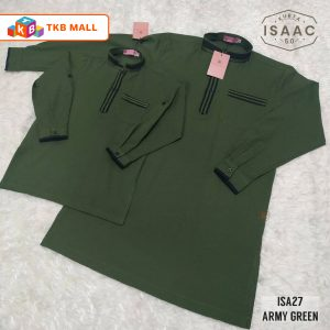 Kurta Isaac 5.0 Army Green_TKB MALL