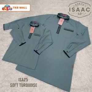Kurta Isaac 5.0 Soft Turquoise_TKB MALL