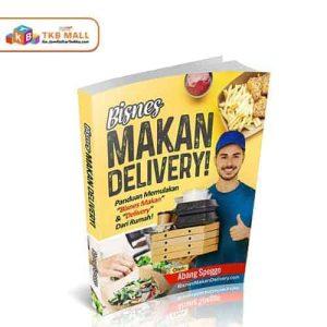E-Book Bisnes Makan Delivery Panduan Memulakan Bisnes Makan & Delivery dari Rumah - TKB Mall
