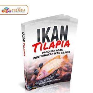 E-Book Ikan Tilapia Panduan Asas Penternakan Ikan Tilapia - TKB Mall