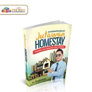 E-Book Jutawan HomeStay Panduan Urus Homestay Gaya Jutawan - TKB Mall
