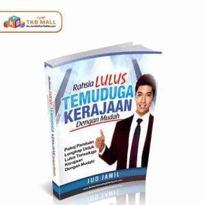E-Book Rahsia Lulus Temuduga Kerajaan - TKB Mall