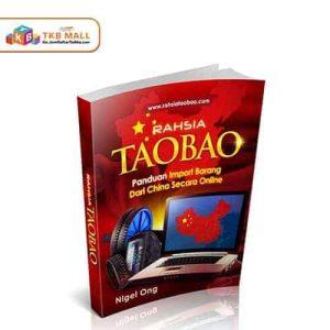 E-Book Rahsia Taobao Panduan Import Barang dari China Secara Online