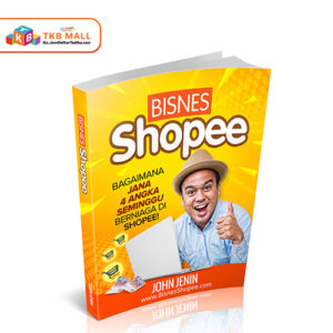 E-book Bisnes Shopee Jana 4 Angka Seminggu di Shopee - TKB Mall